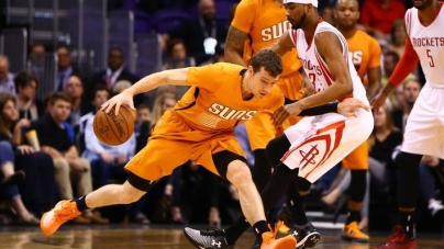 Suns benched Goran Dragic for Arguing