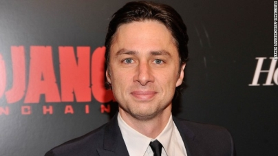 Zach Braff Apologizes for Pharrell's Bellboy Outfit Joke