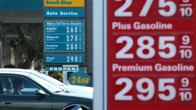 Gas Prices Inch Higher After Months of Decline