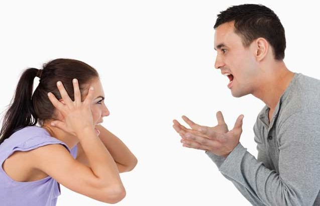 Top 10 Reasons Why Couples Argue