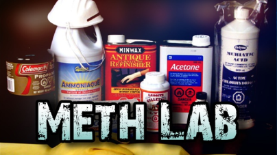 Meth Lab Discovered In Walmart