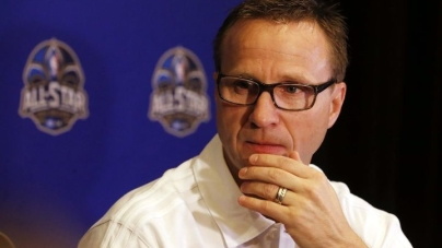 Thunder Fire Coach Scott Brooks
