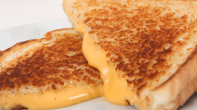 Grilled Cheese Lovers Have More Sex