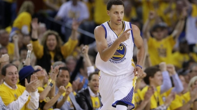 Stephen Curry Voted NBA's MVP