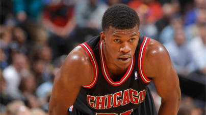 Jimmy Butler Wins Most Improved Player