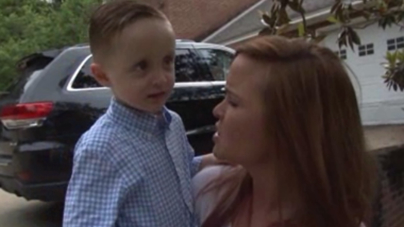 5-Year-Old's Touching Act of Kindness