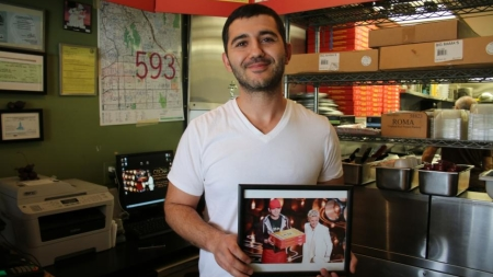Oscars Pizza Delivery Man, Life One Year After