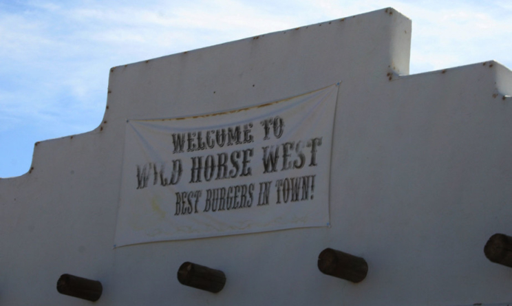 Wild Horse West Burger Review