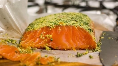 Pot-Infused Baked Salmon May Be the Next Big Thing