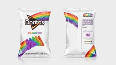 Taste the Rainbow: Doritos to Launch Pride Flag-Inspired Tortilla Chips