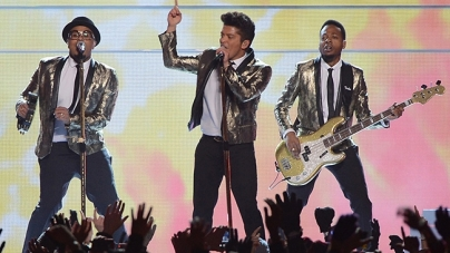 Bruno Mars to Perform at Super Bowl 50?