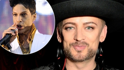 Boy George 'I Slept with Prince'