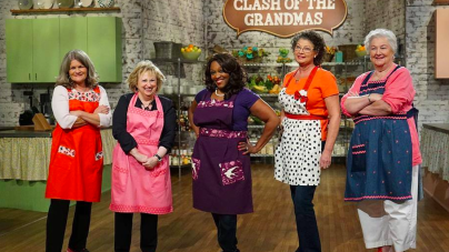 Food Networks Clash of the Grandmas Special