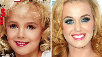 People On The Internet Think Katy Perry Is Actually JonBenét Ramsey
