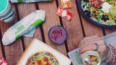 Taco Bell, One of the Healthiest Food Chains