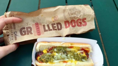 Burger King's polarizing hot dog is the most successful menu item in years