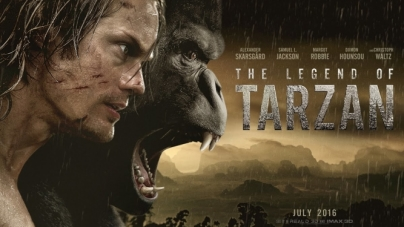 Alexander Skarsgard is still beyond smoking in new 'Legend of Tarzan' trailer