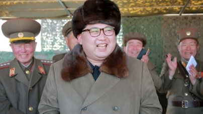 Kim Jong Un Balloons to 300 pounds as Famine Nears