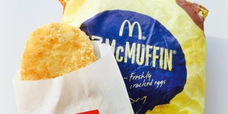 McDonald's Is Making a Totally New Kind of Breakfast Sandwich