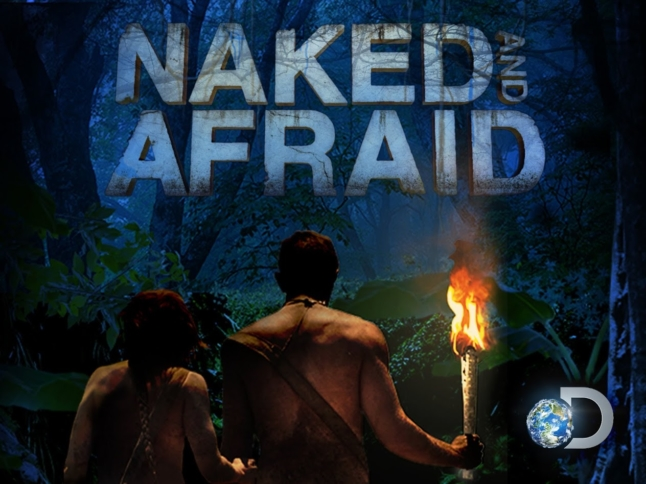 Interesting. Sex in naked and afraid