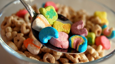 Cereal Lovers, Rejoice! You Can Buy Just the Lucky Charms Marshmallows