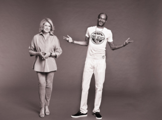 Martha Stewart and Snoop Dogg Are Teaming Up for a VH1 Reality Show