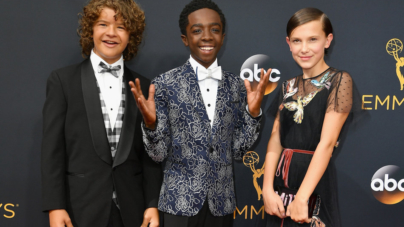 The 'Stranger Things' Kids Won The Emmys Before They Even Started