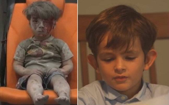 'He Will Be Our Brother': Boy, 6, Asks Obama To Bring Syrian Boy To Live With Him