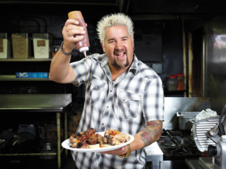 How Guy Fieri Feels About People Dressing Up as Him for Halloween