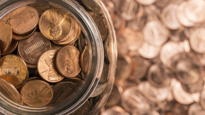 Lucky Pennies Across U.S. worth 1,000 Bucks