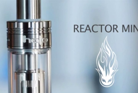 HaloCigs Reactor Mini Review