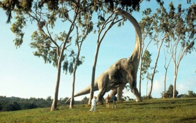 Roam With Dinosaurs at a Realistic Jurassic Park