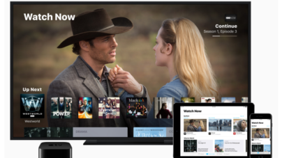 Apple's New TV App Goes Live on Apple TV, iPhone and iPad