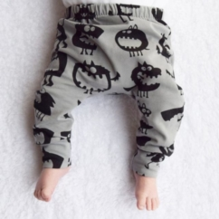 Toddler's 'Scary' Pants Banned From Preschool
