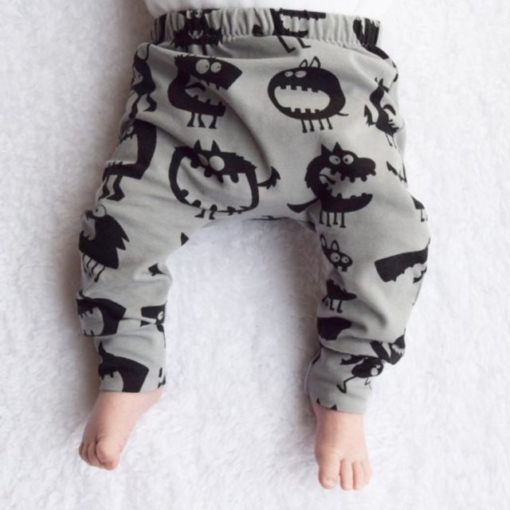 scary baby pants