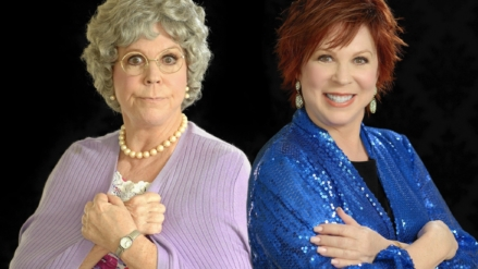 Father Time Has Skipped Vicki Lawrence