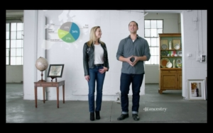 ancestory commercial