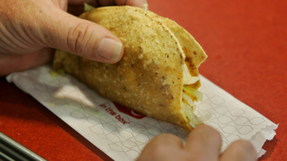 Americans Eat 554 Million Jack in the Box Tacos a Year, and No One Knows Why