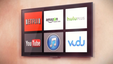 Broadcast and Cable Networks Run Ads for Online Streaming Services; Irony?