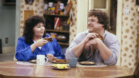 Roseanne Show Nine Episode Reunion Special, Yes but No